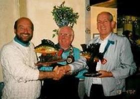 Bob James and Archie Braddock