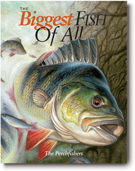The Biggest Fish of All front cover